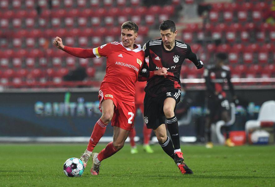 Bayern Munchen - Union Berlin 1-1