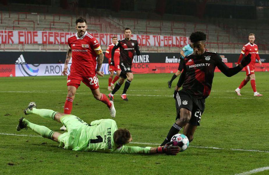 Union Berlin - Bayern Munchen 1-1 // Imago&Getty