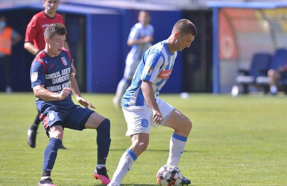 Chindia Târgoviște și Poli Iași se înfruntă astăzi, de la ora 17:00, în etapa cu numărul 16 din Liga 1.