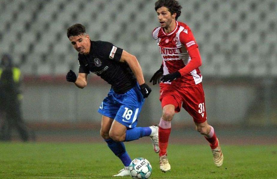 Diego Fabbrini, Dinamo