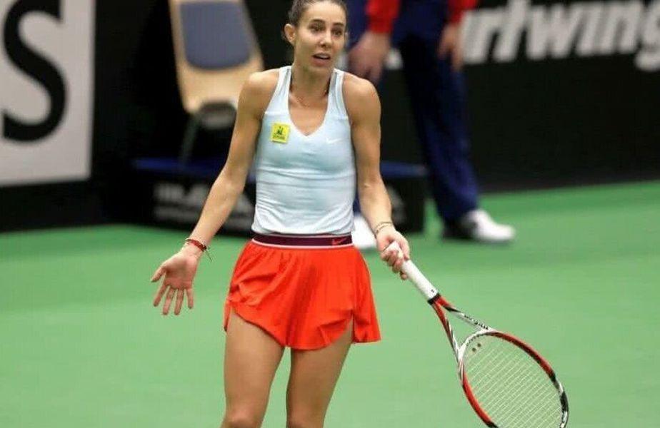 Mihaela Buzărnescu (32 de ani, 137 WTA) a ratat ieri accederea pe tabloul principal de la Australian Open, după ce a fost învinsă în ultimul tur al calificărilor la Dubai de către americanca Whitney Osuigwe (18 ani, 161 WTA), scor 6-2, 6-7 (1), 2-6.