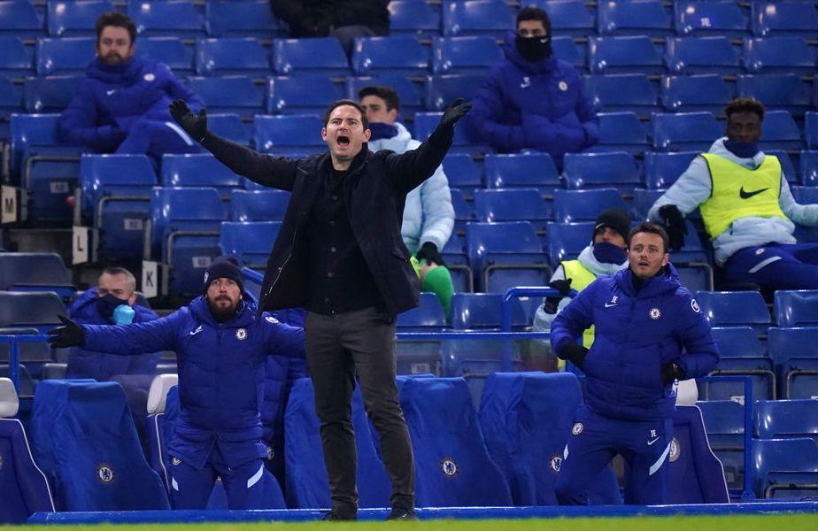 Probleme la Chelsea: Lampard presat, revine Grant?