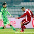 Hermannstadt - Dinamo 0-2 FOTO: fcdinamo.ro