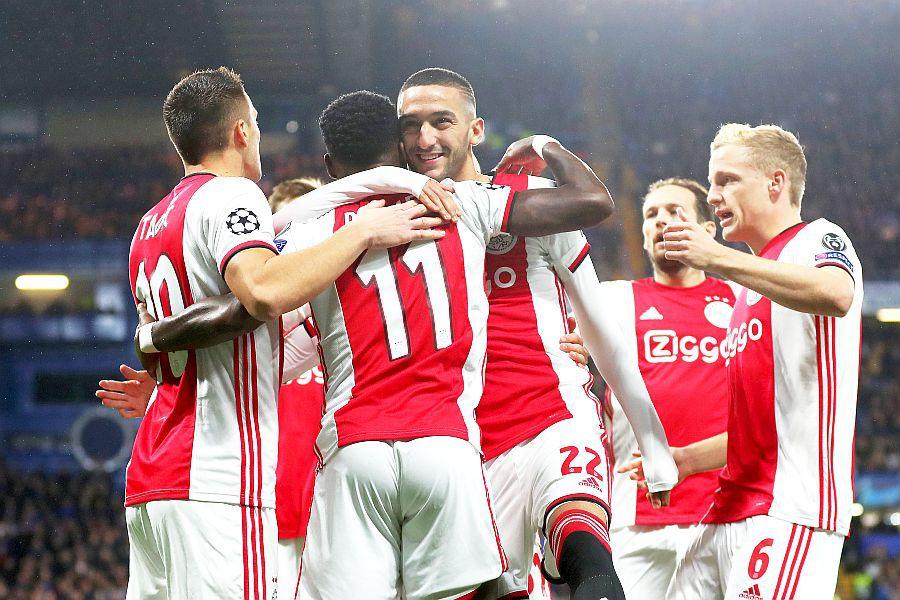 Cum a reușit Ajax să ofere o nouă generație remarcabilă