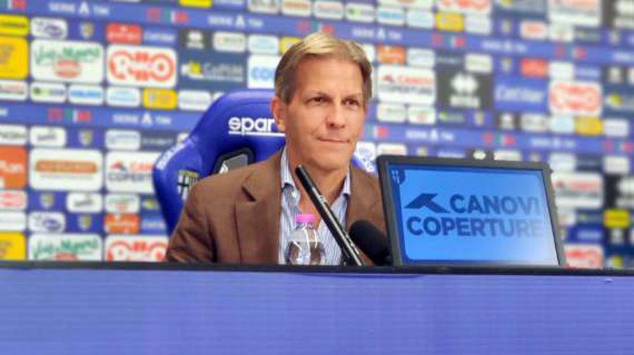 Kyle Krause, patron Parma