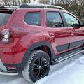 Dacia Duster modificată // Foto: Facebook Carpoint GmbH
