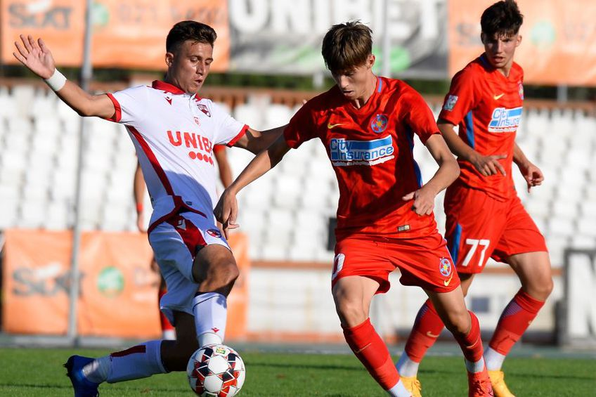 FCSB II e favorită la pariuri în meciul cu CSA Steaua