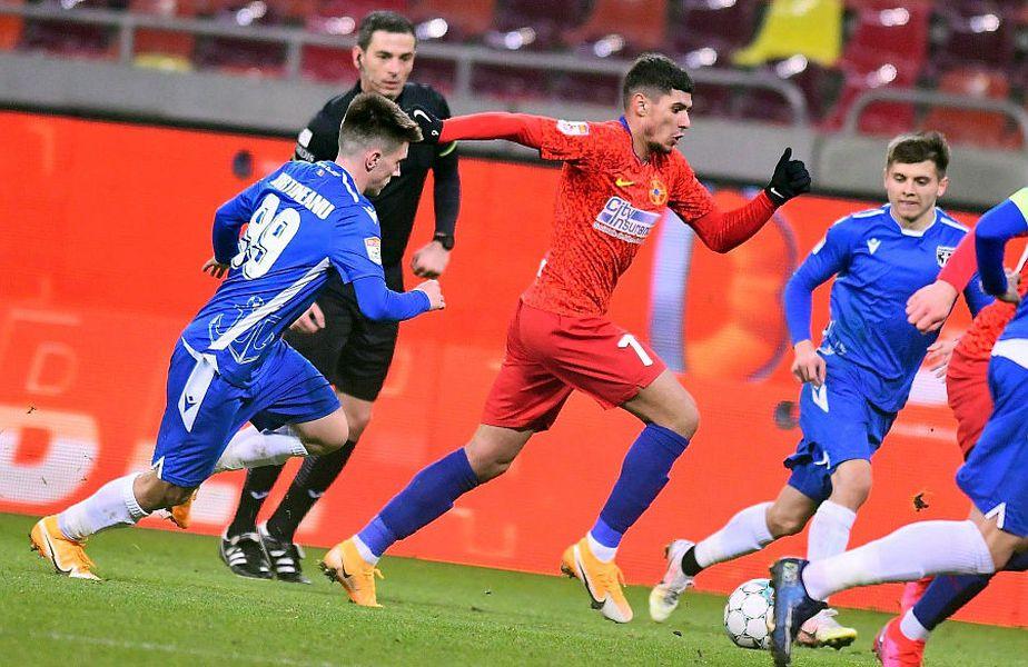 FCSB nu va mai juca pe Arena Națională în play-off