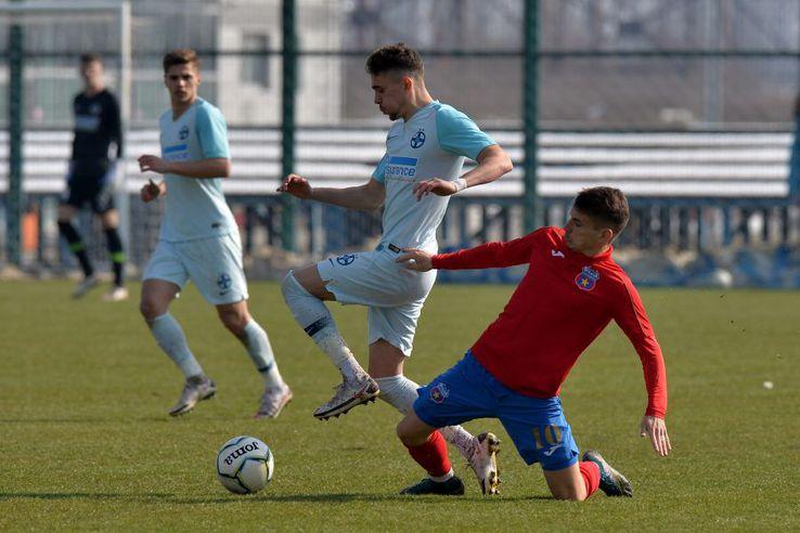 CSA Steaua - FCSB 2. FOTO: Cristi Preda