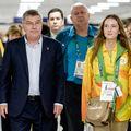 Tomas Bach e președintele CIO din 2013, iar prima sa ediție a JO de vară în calitate de șef a fost cea de la Rio de Janeiro din 2016 FOTO Guliver/GettyImages