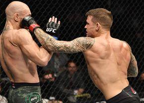 """Conor McGregor s-a răzgândit și nu mai luptă cu Poirier! Dispută aprinsă între cei doi: """"Vei plăti pentru asta, t***ă mică"""""""
