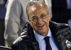 Florentino Perez, încă 4 ani președinte la Real Madrid » Plan galactic cu Mbappe și Haaland