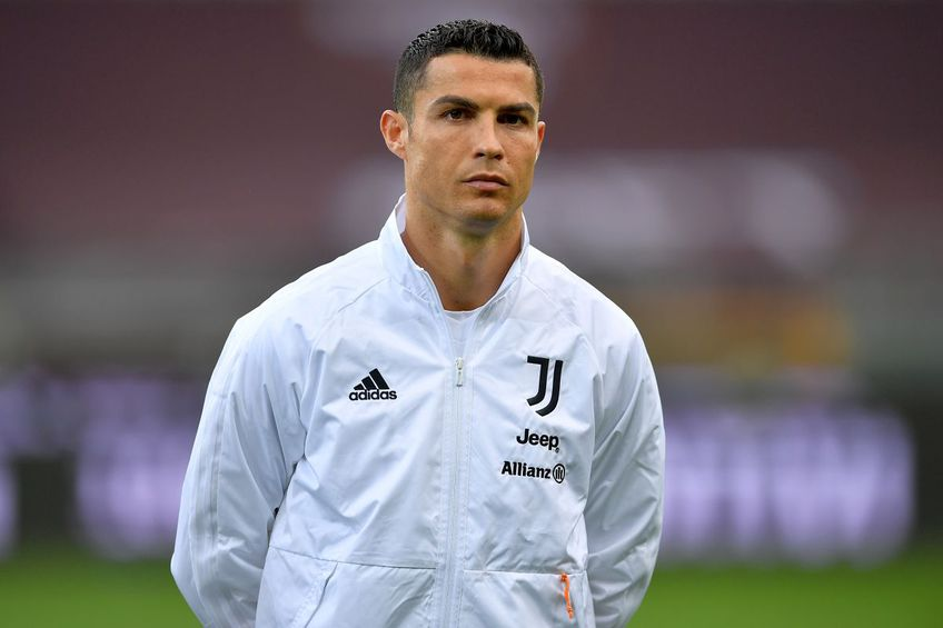 Cristiano Ronaldo. FOTO: Guliver/Getty Images