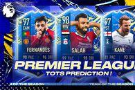 FIFA 21 Team Of The Season. Trei jucători din Premier League care au șanse mari să prindă echipa sezonului