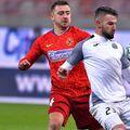 Academica Clinceni a învins-o pe FCSB în sezonul regulat, scor 1-0