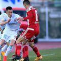 Moruțan e cel mai curtat jucător de la FCSB // FOTO: Raed Krishan