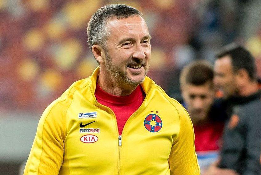 Lui Mihai Stoica i se cere să o apere pe FCSB după greșelile arbitrajelor