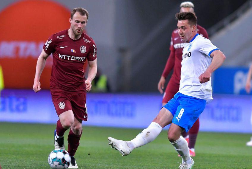 Craiova și CFR Cluj au remizat, 0-0, în ultimul meci tare al sezonului regular / FOTO: facebook.com/UCVOficial