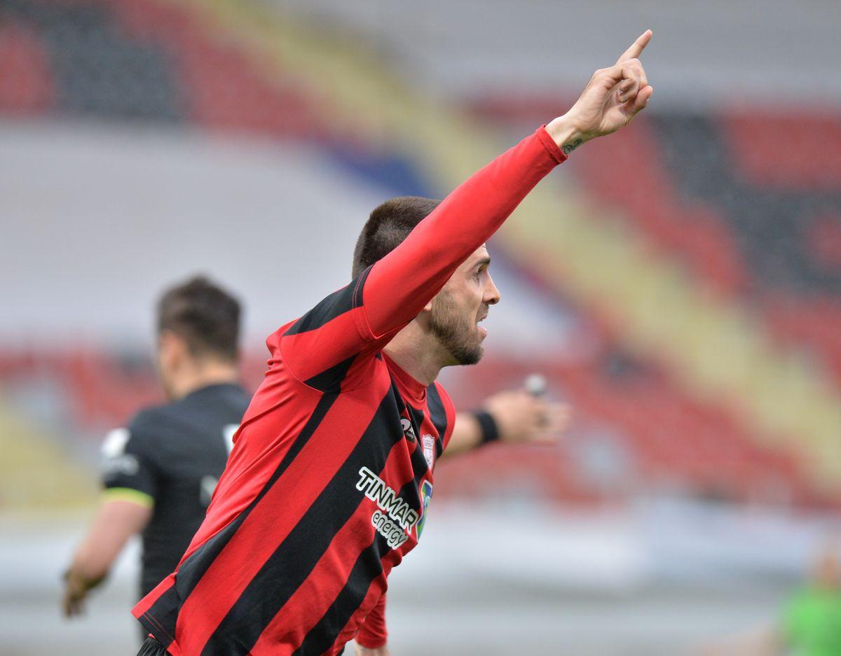 Astra - Dinamo 1-0 / Tur, semifinale Cupa României 20/21