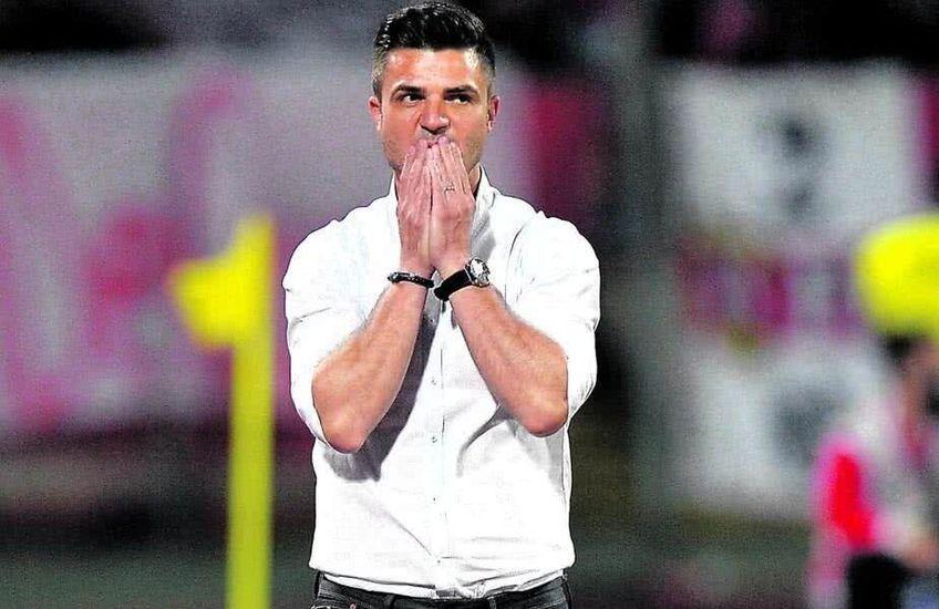 """Florin Bratu, fostul antrenor al lui Dinamo, a aflat în direct la TV că noul tehnician al """"câinilor"""" este Dusan Uhrin jr."""