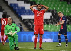 Campioana Europei, OUT din UCL! PSG pierde acasă, dar o elimină pe Bayern și merge în semifinale