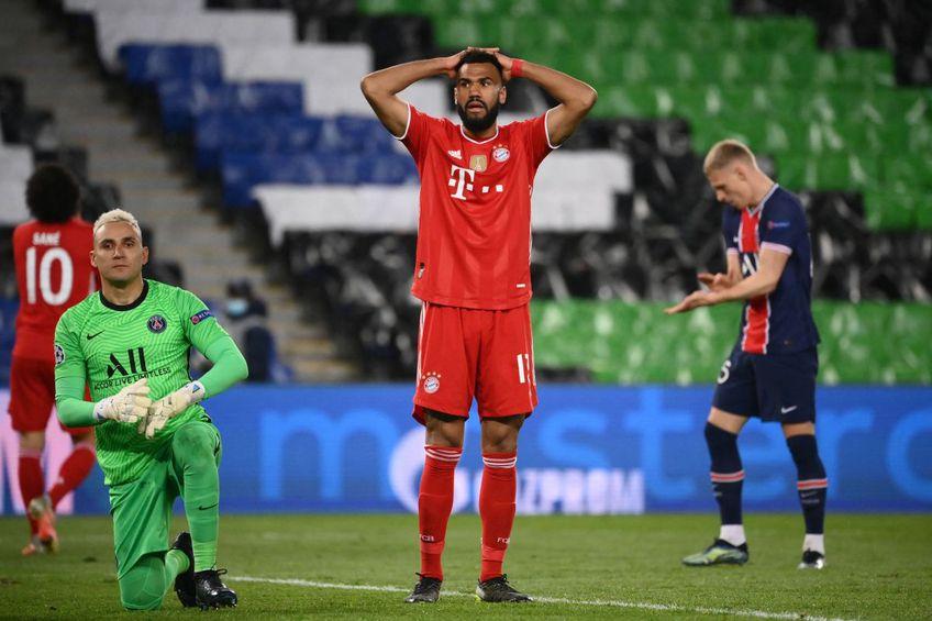 Bayern Munchen a învins-o pe PSG, scor 1-0, în manșa retur din sferturile de finală ale Ligii Campionilor, dar deținătoarea trofeului părăsește competiția după 3-3 la general. Golurile mai multe înscrise de parizieni în deplasare fac diferența.