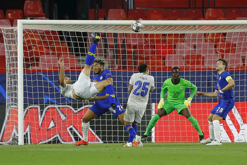 Mehdi Taremi a marcat în Chelsea - Porto // FOTO: Reuters