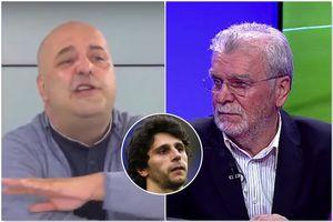 """Conflict în direct pe tema salariului lui Fabbrini: """"A devalizat vreo 3 cluburi. Îmi pun apă, că m-a luat greața!"""""""