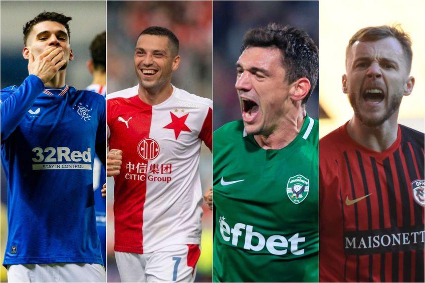 Performațe incredibile reușite de Ianis Hagi, Stanciu, Keșeru și Maxim în acest sezon