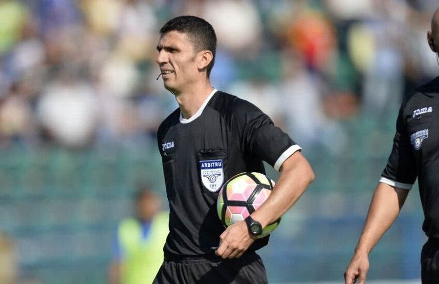 """Becali, după decizia CCA: """"Nu e hoț, dar a greșit contra noastră"""" » Ce arbitru vrea la finala Ligii 1"""