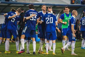 """FC U Craiova a promovat în Liga 1! Sărbătoare pe """"Ion Oblemenco"""""""