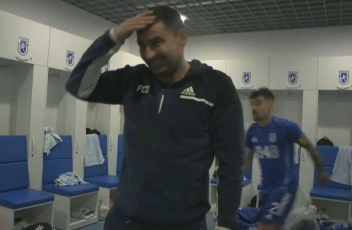 FOTO FC U Craiova a promovat în Liga 1