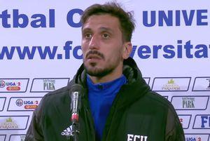 """FC U Craiova în Liga 1 » Denis Ispas, interviu spumos după promovare: """"Dacă eram tehnici, jucam la 21:45! Noi așa am promovat"""""""
