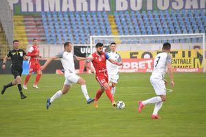 ACADEMICA CLINCENI - FC BOTOȘANI, liveTEXT de la 17:30 » Echipele probabile + cote