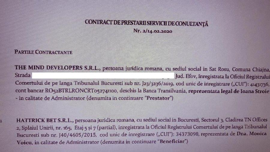 Conflict de interese în Liga 1: directorul juridic al LPF, contract de consultanță prin firma iubitei cu Casa Pariurilor, sponsorul campionatului