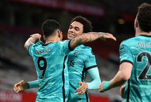 """6 goluri în United - Liverpool! """"Cormoranii"""" înving pe Old Trafford și încă speră la Liga Campionilor. Clasamentul actualizat"""