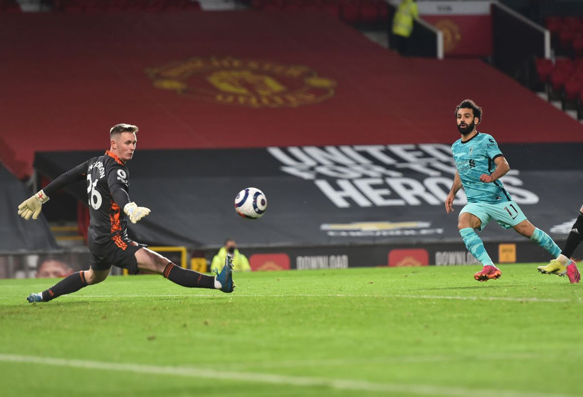 Manchester United - Liverpool, 13 05 2021 / FOTO: GettyImages