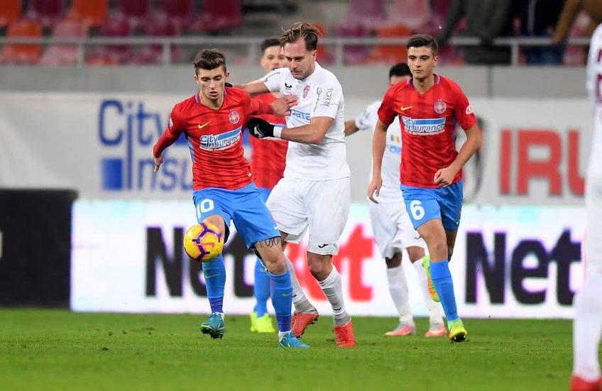 CFR Cluj se apropie de un nou titlu în Liga 1, după ce a triumfat sezonul trecut