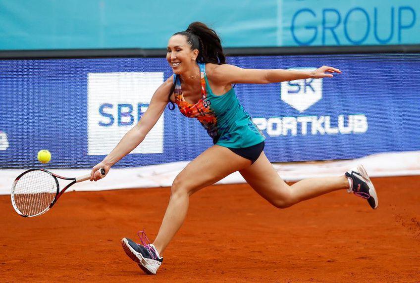Jelena Jankovic din nou pe teren, după aproape 3 ani Foto Guliver/GettyImages