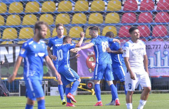 FC VOLUNTARI - CLINCENI 3-0. VIDEO + FOTO Formația lui Mihai Teja părăsește ultimul loc în Liga 1! Cum arată ACUM clasamentul