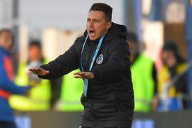 """VOLUNTARI - CLINCENI 3-0. Cum a comentat Ilie Poenaru eșecul drastic cu Voluntari: """"Am arătat un fotbal bun, nu mă așteptam"""""""