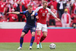 """UEFA, gest simbolic după Danemarca - Finlanda 0-1: Eriksen, numit """"vedeta meciului""""! Ce mesaj a transmis președintele forului"""