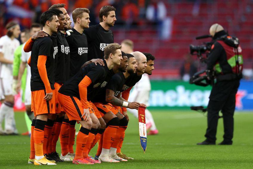 "Memphis Depay va juca alături de ""naționala"" Olandei la EURO // foto: Guliver/gettyimages"