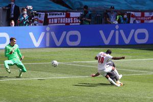 Anglia - Croația » Sterling deschide scorul pe Wembley