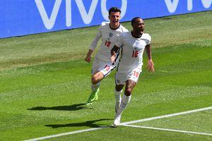 Anglia - Croația » Victorie cu emoții pentru britanici + s-a scris istorie pe Wembley în minutul 82