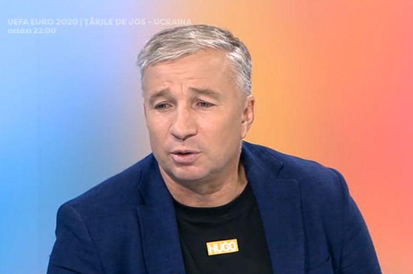 Dan Petrescu (53 de ani) deplânge situația naționalei României, care e nevoită să vadă din fotoliu meciurile de la Euro 2020 de pe Arena Națională.