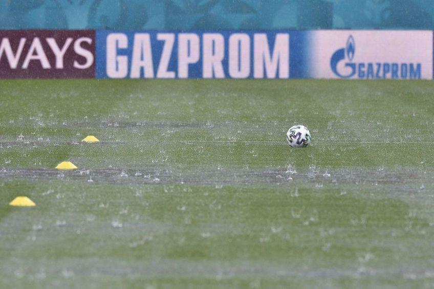 Imagine de la antrenamentul oficial al Austriei pe Arena Națională