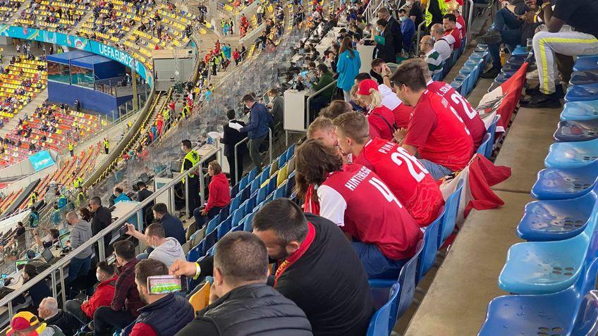După un an în care am așteptat Campionatul European, Bucureștiul e gata de start. Iar confruntarea dintre Austria și Macedonia de Nord e primul meci pe care capitala României îl găzduiește.