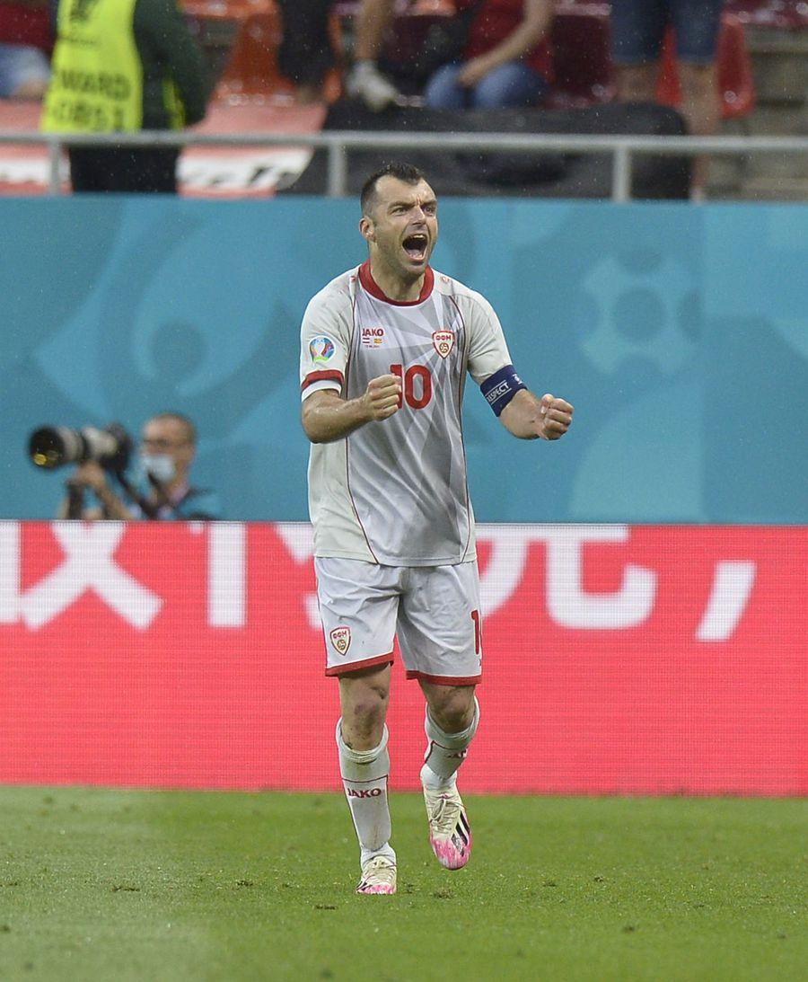 Austria - Macedonia de Nord » 4 goluri în primul meci jucat pe Arena Națională la Euro 2020