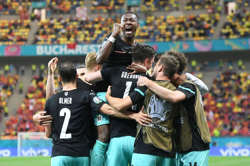 Austria a învins-o pe Macedona de Nord, scor 3-1, în primul meci jucat pe Arena Națională la București în cadrul Euro 2020. E primul succes obținut de austrieci la Europene!